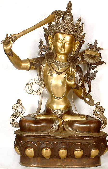 manjushri_buddhist_god_of_wisdom_eq03