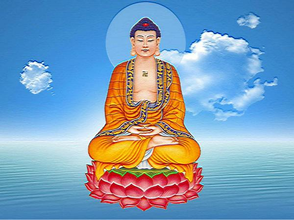 Amitabha Buddha is a very powerful protector Buddha.