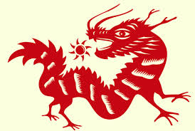 DRAGON chinese zodiac