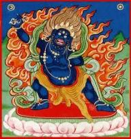 Vajrapani is one of the lesser known but equally powerful and compassionate Bodhisattva!
