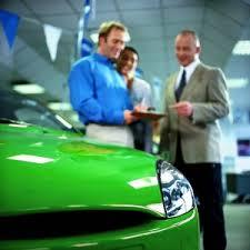 car sales agent